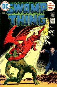 Swamp Thing #15 (1975)