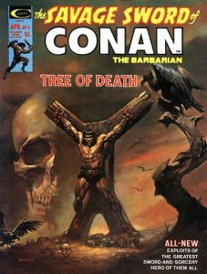 The Savage Sword of Conan #5 (1975)