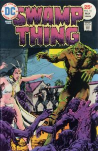 Swamp Thing #16 (1975)