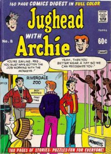 Jughead with Archie Digest #8 (1975)