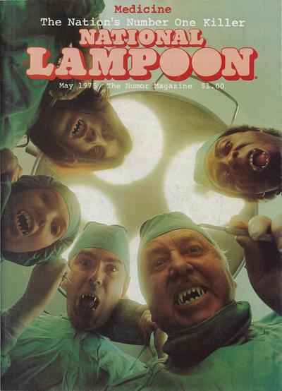 National Lampoon Magazine #[62] (1975)