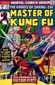 Master of Kung Fu #29 (1975)