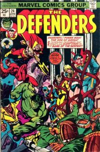 The Defenders #24 (1975)