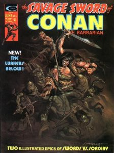 The Savage Sword of Conan #6 (1975)