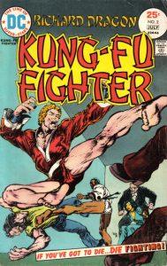 Richard Dragon, Kung-Fu Fighter #2 (1975)
