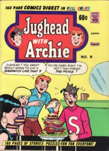 Jughead with Archie Digest #9 (1975)