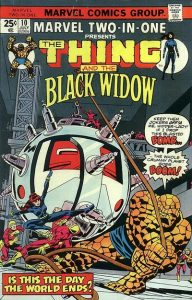 Marvel Two-In-One #10 (1975)