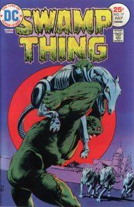 Swamp Thing #17 (1975)