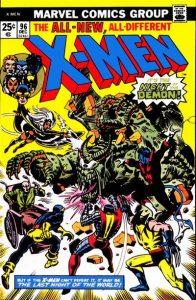 X-Men #96 (1975)