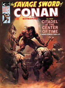 The Savage Sword of Conan #7 (1975)
