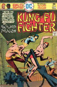 Richard Dragon, Kung-Fu Fighter #3 (1975)