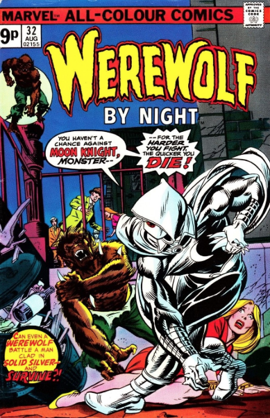 Werewolf by Night #32 (1975)