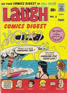 Laugh Comics Digest #2 (1975)