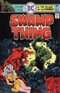 Swamp Thing #18 (1975)