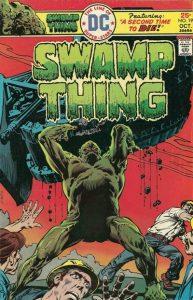 Swamp Thing #19 (1975)