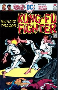 Richard Dragon, Kung-Fu Fighter #4 (1975)