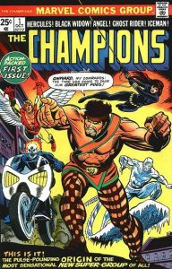 The Champions #1 (1975)