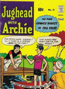 Jughead with Archie Digest #11 (1975)