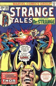 Strange Tales #182 (1975)