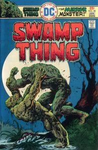 Swamp Thing #20 (1975)