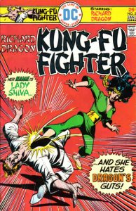 Richard Dragon, Kung-Fu Fighter #5 (1975)