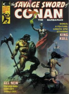The Savage Sword of Conan #9 (1975)