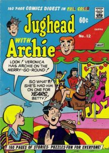 Jughead with Archie Digest #12 (1976)