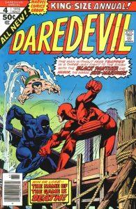 Daredevil Annual #4 (1976)