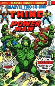 Marvel Two-In-One #13 (1976)