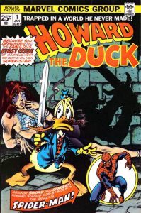 Howard the Duck #1 (1976)