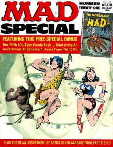 MAD Special [MAD Super Special] #21 (1976)