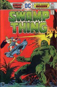 Swamp Thing #21 (1976)