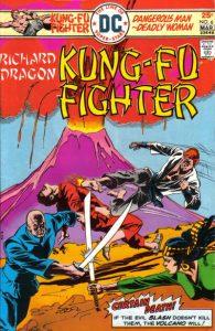 Richard Dragon, Kung-Fu Fighter #6 (1976)