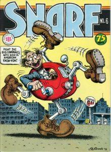 Snarf #6 (1976)