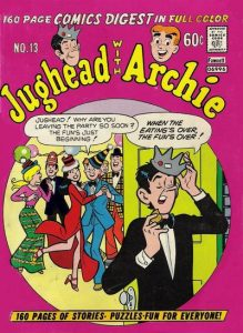 Jughead with Archie Digest #13 (1976)