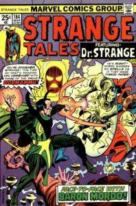 Strange Tales #184 (1976)