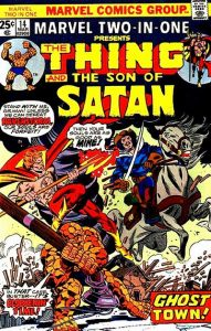 Marvel Two-In-One #14 (1976)
