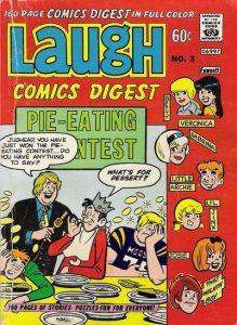Laugh Comics Digest #3 (1976)