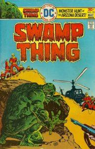 Swamp Thing #22 (1976)