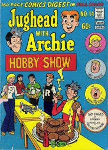 Jughead with Archie Digest #14 (1976)