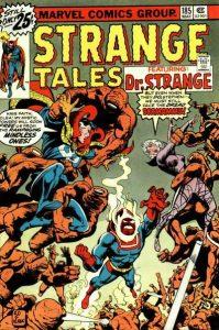 Strange Tales #185 (1976)