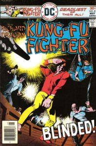 Richard Dragon, Kung-Fu Fighter #8 (1976)