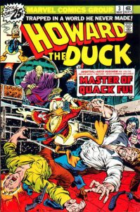Howard the Duck #3 (1976)