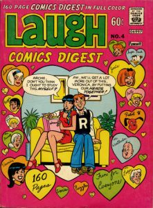 Laugh Comics Digest #4 (1976)