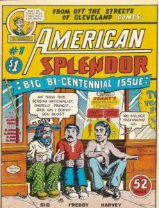 American Splendor #1 (1976)