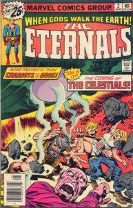 The Eternals #2 (1976)