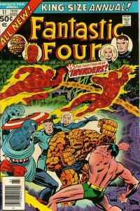 Fantastic Four Annual #11 (1976)