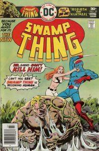 Swamp Thing #23 (1976)