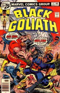 Black Goliath #3 (1976)