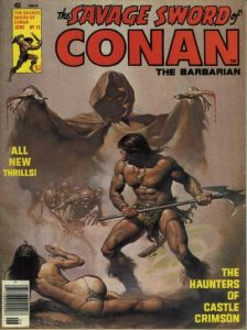 The Savage Sword of Conan #12 (1976)